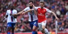 Arsenal laat basisspeler Monreal naar Sociedad gaan