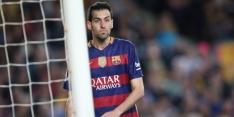Sergio Busguets dankt nieuw Barça-succes aan compactheid