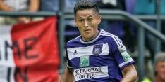 Anderlecht zes maanden zonder uitgevallen Najar