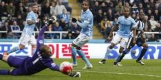 Trefzekere Anita helpt Newcastle aan punt tegen City