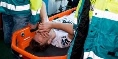 Drama voor NEC-back Kane: kruisbandletsel