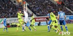 Anderlecht speelt gelijk ondanks doelpunt van Nuytinck