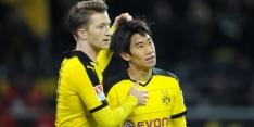 Borussia Dortmund stelt titelfeest Bayern München uit
