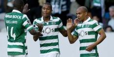 Sporting legt druk vol overtuiging bij Benfica