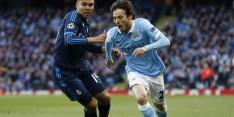Manchester City twee tot drie weken zonder David Silva