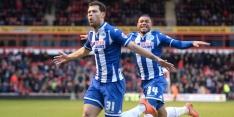 Wildschut leidt Wigan terug naar Championship
