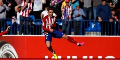 Atlético dankzij tiende 1-0 van seizoen aan de leiding