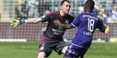 Anderlecht ziet koploper uitlopen door dure nederlaag
