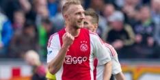 'Vd Hoorn dinsdag gekeurd in Wales, Musa naar Leicester'