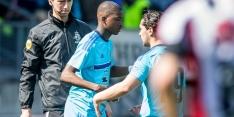 Feyenoord laat Robertha per direct naar Cambuur gaan