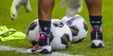 Schitterend verhaal: Spakenburg-speler vergeet voetbalschoenen