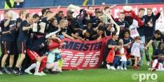 Red Bull Salzburg weer kampioen van Oostenrijk