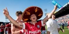 PSV-duo reist met Mexico af naar Copa América
