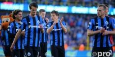Club Brugge loopt in tweede helft weg bij Gent