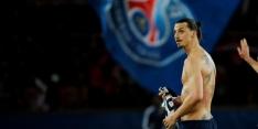 """Ibrahimovic: """"Ik geniet van alle verhalen"""""""