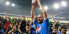 Napoli met record van Higuaín naar Champions League