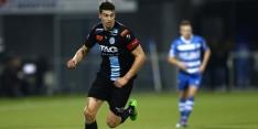 Van de Pavert tekent voor drie seizoenen bij PEC Zwolle