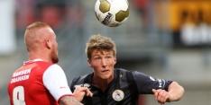 Sparta neemt jeugdexponenten mee naar Eredivisie