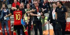 België pas in laatste twintig minuten langs Noren