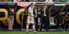 Rode prent Guardado smetje op overwinning Mexico