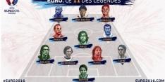 Van Basten opgenomen in beste EK-elftal aller tijden