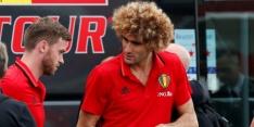 Fellaini haakt af bij België, Dembélé krijgt rust tegen Oranje