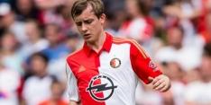 Feyenoord laat Gronsveld naar Emmen vertrekken