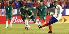 Messi en Vidal dirigeren Argentinië en Chili naar winst