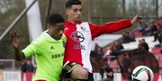 Feyenoord geeft El Hankouri tweejarige verbintenis