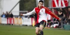 """Verhuurde Feyenoorder Hammouti: """"Af en toe contact"""""""