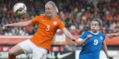 Oranje Leeuwinnen eenvoudig en ruim langs zwak Slowakije