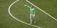 'Joggingbroekkeeper' Kiraly stopt als international