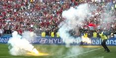 UEFA geeft Hongaren boete en vervangt grasmat in Lille