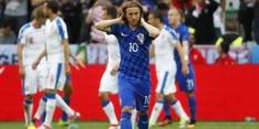 Modric en Mandzukic weer inzetbaar bij Kroatië