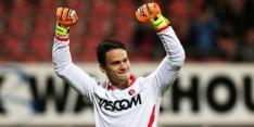 Heerenveen strikt vaste goalie van Helmond Sport