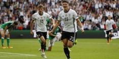 Gomez bezorgt Duitsland groepswinst in poule C