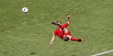 Shaqiri doet poulegenoot Oranje das om in oefeninterland
