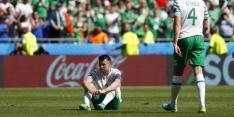 """Grote teleurstelling bij Ierland: """"Volgende ronde voor het grijpen"""""""