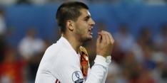 Sevilla en Espanyol slaan toe, Morata blijft wellicht