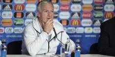 Deschamps gaat voorlopig niet in op uitspraken Benzema
