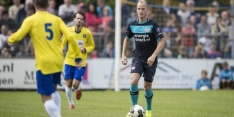 PSV scoort drie keer tegen amateurs Dongen