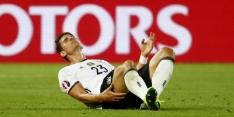 Duitsland kan niet beschikken over spits Gomez