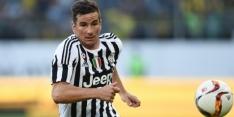Juventus laat Padoin gaan, Fiorentina strikt goalie