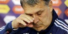 Mexico stelt Argentijn Martino aan als nieuwe bondscoach