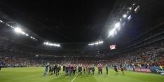 EK-dag 28: feest in Wales, Özil en Koscielny plagen elkaar