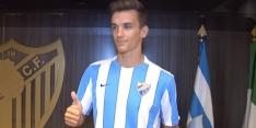 Málaga verwelkomt ook versterking van Real Madrid
