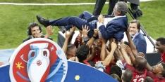 EK-winst levert succescoach Santos nieuw contract op