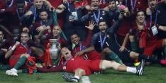 Hoe Portugal het EK won: bijna zonder te winnen