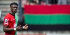 'Voormalig NEC-smaakmaker Limbombe teruggestuurd door Luik'
