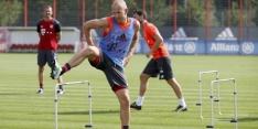 Robben moet nog een weekje op comeback wachten